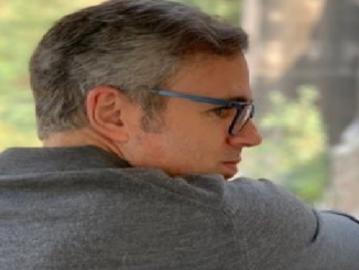 Former J&K Minister and National Conference VP Omar Abdullah