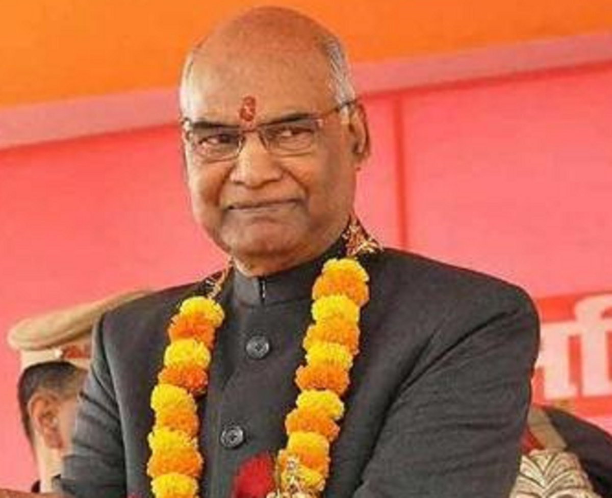 Former Governor of Bihar is India's new President - The